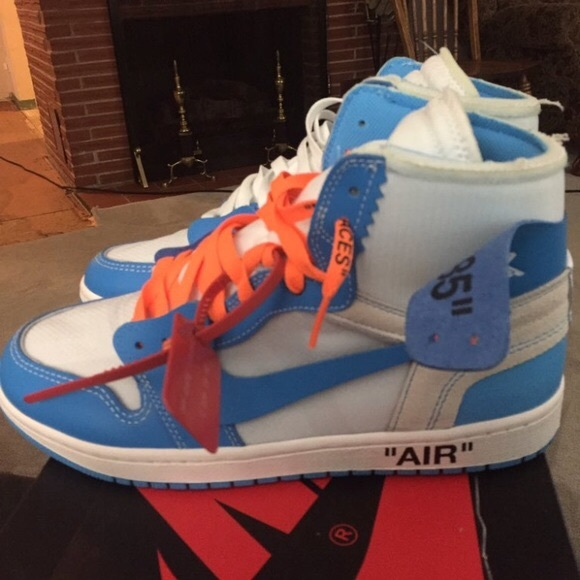 deecf3caa42 Off-White Shoes | Off White Jordan 1 | Poshmark